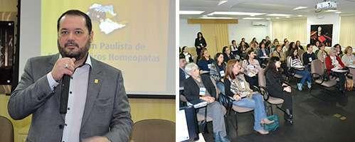 imagem da notícia II Fórum Paulista de Farmacêuticos Homeopatas