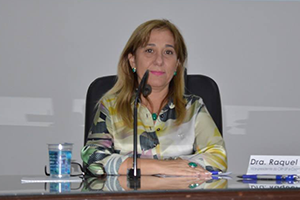 Dra. Raquel Rizzi, vice-presidente do CRF-SP